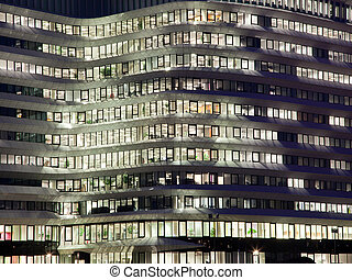 Office Building Lights