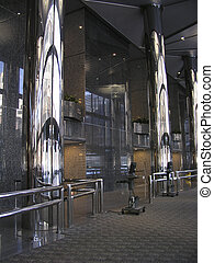 Office Building Lobby - 1