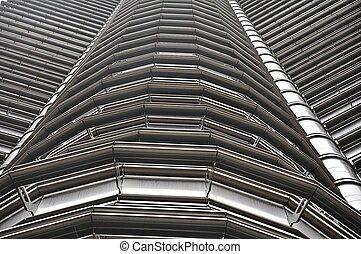Office buildings in Kuala Lumpur