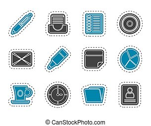 Office & Business Icons