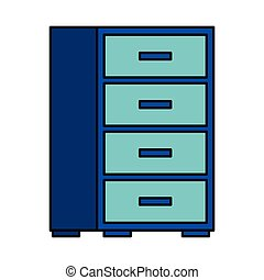 office cabinet furniture organizer