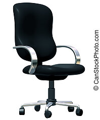 Office Chair Clip Art And Stock Illustrations 27819