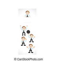 Office Character Vectors