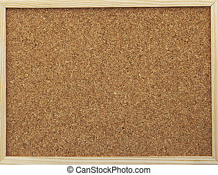 office cork board - cork board