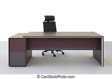 Office Desk Cutout