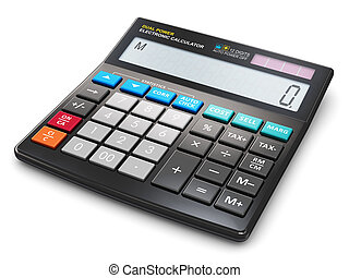 Office electronic calculator