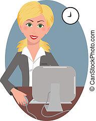Office Employee