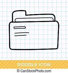 office file doodle