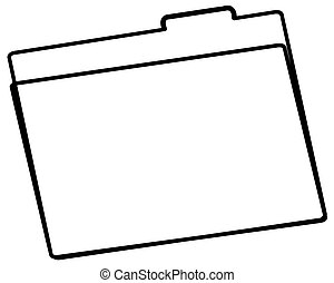 manila folder illustrations and clipart 298 manila folder royalty rh canstockphoto com clipart yellow file folder file folder and pen clipart