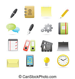Office Icons Set 2