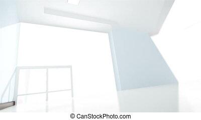 Office interior creation