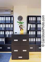 Office interior - Interior of an office, modern design,...
