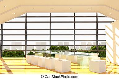 office interior modern