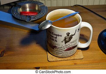 Office morning tea