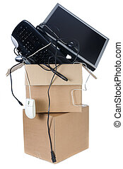 Office Move - Downsizing to a smaller office? Not enough...