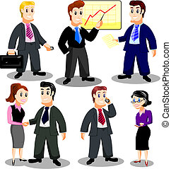 Office personnel - Office and management personnel.