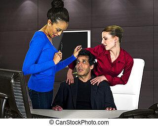 Office Sexual Harrassment