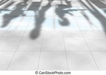 Office shadow