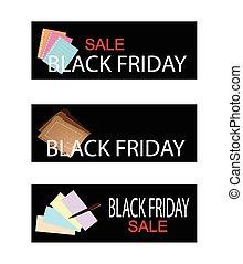Office Supply on Black Friday Sale Labels