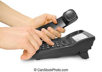 office telephone