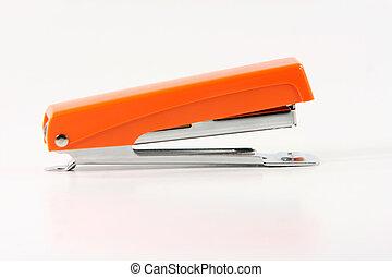 stapler - office tools stationary stapler in white...