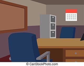 Business office table with chairs world map as backdrop stock office with chairs and table gumiabroncs Gallery
