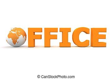Office World Orange