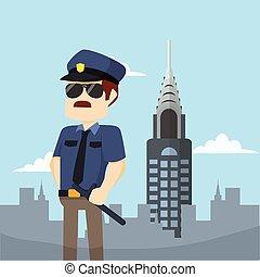 officer in newyork