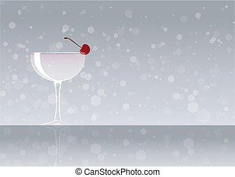 Official cocktail icon, The Unforgettable White Lady