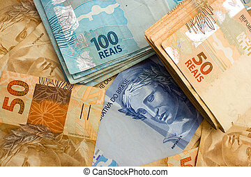 Official currency of Brazil