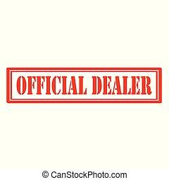 Official Dealer-stamp