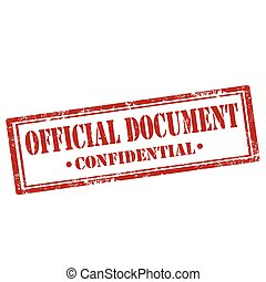 Official Document-stamp