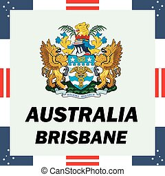 Official government elements of Australia - Brisbane