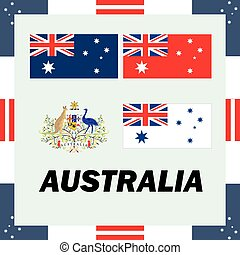Official government elements of Australia