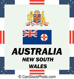 Official government elements of Australia - New South Wales