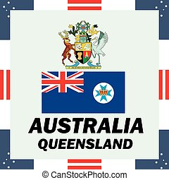 Official government elements of Australia - Queensland