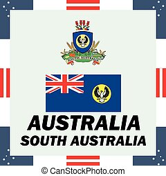 Official government elements of Australia - South Australia