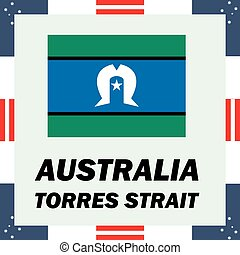 Official government elements of Australia - Torres Strait