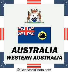 Official government elements of Australia - Western Australia