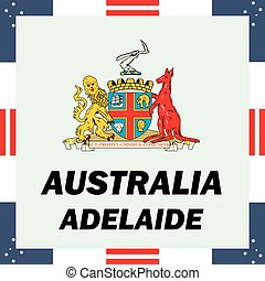 Official government elements of Australia - Adelaide