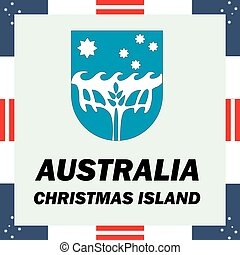 Official government elements of Australia - Christmas Island