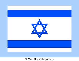 Official Israel flag