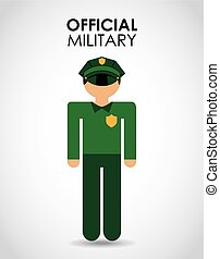 official military