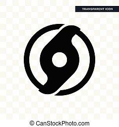 offiziell, orkan, freigestellt, hintergrund, vektor, design, logo, durchsichtig, ikone