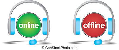 offline, unterstuetzung, online-hilfe, unterhaltung