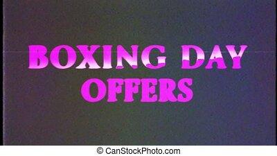 offres, betamax, jour, boxe, conception, vhs