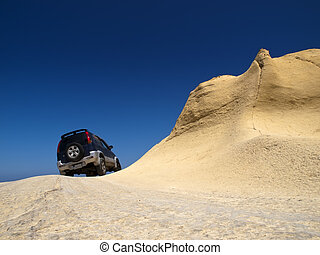 offroad, expedition