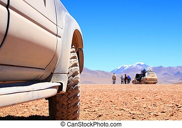 offroad, suv, tour