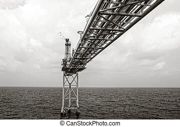 Offshore Industry oil and gas
