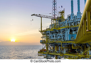 offshore, platfrom
